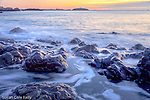 Sunrise at Castle Rock, Marblehead, Massachusetts, USA