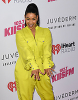 Jordan Sparks at iHeartRadio KIIS FM Wango Tango at the Dignity Health Sports Park.