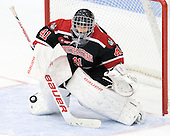 Florence Schelling (Northeastern - 41) - The Northeastern University Huskies defeated the Boston College Eagles in a shootout on Monday, January 31, 2012, in the opening round of the 2012 Women's Beanpot at Walter Brown Arena in Boston, Massachusetts. The game is considered a 1-1 tie for NCAA purposes.