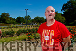 Anthony Moran (Caretaker), pictured atTralee Town Park.