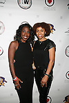 Shawn Outler and Guest at DJ Jon Quick's 5th Annual Beauty and the Beat: Heroines of Excellence Awards Honoring AMBRE ANDERSON, DR. MEENA SINGH,<br /> JESENIA COLLAZO, SHANELLE GABRIEL, <br /> KRYSTAL GARNER, RICHELLE CAREY,<br /> DANA WHITFIELD, SHAWN OUTLER,<br /> TAMEKIA FLOWERS Held at Suite 36, NY
