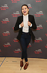 Phillipa Soo  attends the Meet & Greet Photo Call for the cast of Broadways 'The Parisian Woman' at the New 42nd Street Studios on October 18, 2017 in New York City.
