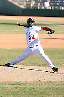 Jeremy Haynes - Mesa Solar Sox, 2009 Arizona Fall League.Photo by:  Bill Mitchell/Four Seam Images..