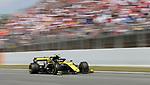 12.05.2019, Circuit de Catalunya, Barcelona, FORMULA 1 EMIRATES GRAN PREMIO DE ESPAÑA 2019<br /> , im Bild<br />Nico Hülkenberg (GER#27), Renault F1 Team<br /> <br /> Foto © nordphoto / Bratic