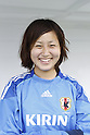 Momoko Sayama (JPN), APRIL 3, 2012 - Football / Soccer : Women's International Friendly match between France B and U-20 Japan in Clairefontaine, France. (Photo by AFLO SPORT)