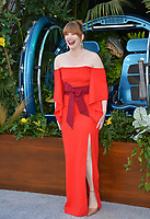 Bryce Dallas Howard at the premiere for &quot;Jurassic World: Fallen Kingdom&quot; at the Walt Disney Concert Hall, Los Angeles, USA 12 June 2018<br /> Picture: Paul Smith/Featureflash/SilverHub 0208 004 5359 sales@silverhubmedia.com