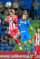 GETAFE CF  v ATLETICO DE MADRID. FRIENDLY MATCH.