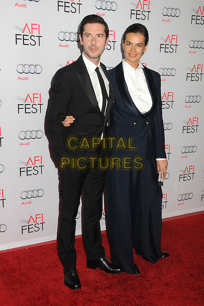 5 November 2015 - Hollywood, California - Melvil Poupaud. AFI FEST 2015 - &quot;By The Sea&quot; Premiere held at the TCL Chinese Theatre.  <br /> CAP/ADM/BP<br /> &copy;BP/ADM/Capital Pictures