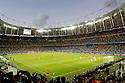 The Round of 16 USA vs Belgium match at the Fonte Nova stadium in Salvador, Brazil Tuesday, July 1st 2014. Belgium won 2-1. Photos by Jasmin Shah