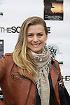 "One Life To Live and Guiding Light Fiona Hutchison (in the film) at The private Industry Screening of ""The Southside"", A Lany Film Tribute to Robert Areizaga, Jr. on February 27, 2012 at Tribeca Cinemas, New York City, New York.  (Photo by Sue Coflin/Max Photos)"