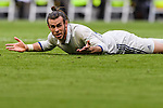 Gareth Bale of Real Madrid lies on the pitch during their La Liga match between Real Madrid and Deportivo Leganes at the Estadio Santiago Bernabéu on 06 November 2016 in Madrid, Spain. Photo by Diego Gonzalez Souto / Power Sport Images