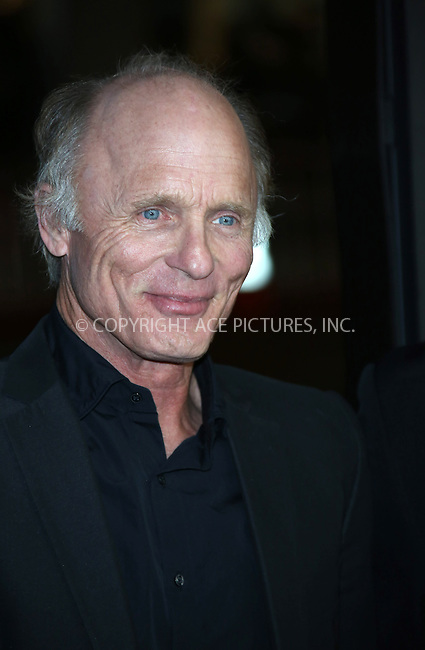 WWW.ACEPIXS.COM....US Sales Only....February 27 2013, LA....Ed Harris at the premiere of 'The Phantom' on February 27 2013 in Hollywood, Los Angeles....By Line: Famous/ACE Pictures......ACE Pictures, Inc...tel: 646 769 0430..Email: info@acepixs.com..www.acepixs.com