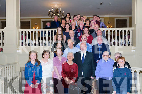 50th Wedding Anniversary: Batt & Kay Hannon, Listowel celebrating their 50th wedding anniversary with family & friends at the Listowel Arms Hotel on Saturday nigh last.