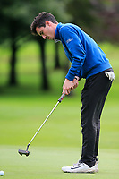 Rory Williamson (Holywood) during the final round at the Mullingar Scratch Trophy, the final event in the Bridgestone order of merit Mullingar Golf Club, Mullingar, West Meath, Ireland. 11/08/2019.<br /> Picture Fran Caffrey / Golffile.ie<br /> <br /> All photo usage must carry mandatory copyright credit (© Golffile | Fran Caffrey)