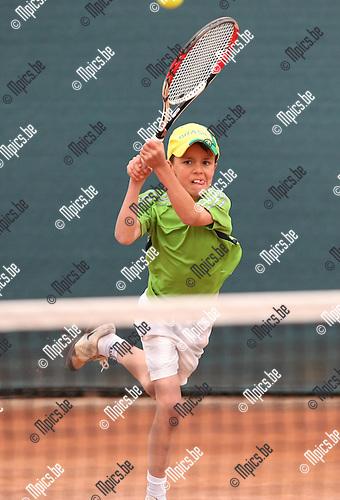 2009-06-07 / Tennis / T'Sas / Jordi Kreydt..Foto: Maarten Straetemans (SMB)