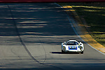 John Higgins and his 1966 Porsche 910 at the SVRA Vintage Grand Prix of Mid-Ohio, 2007.
