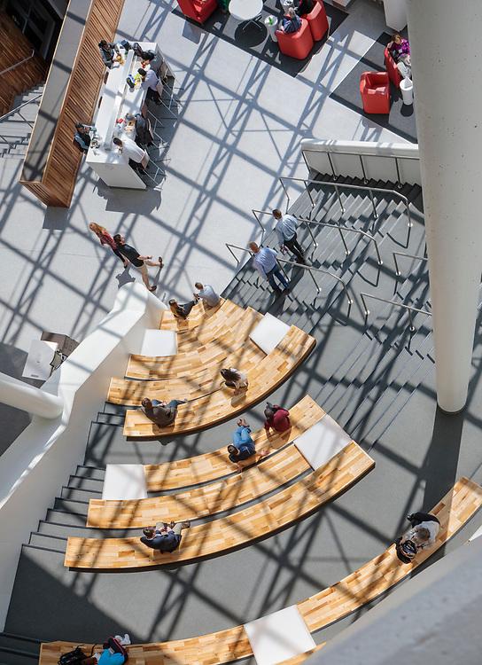 Greater Columbus Convention Center Addition Expansion & Renovation Greater Columbus Convention Center Expansion & Renovation | Schooley Caldwell Associates, Corna Kokosing, Elford Construction