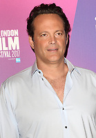 Vince Vaughn at the BFI London Film Festival screening of Brawl In Cell Block 99 at the Empire Haymarket, London on October 11th 2017<br /> CAP/ROS<br /> &copy; Steve Ross/Capital Pictures
