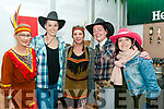 Barn Dance: Pictured at the barn dance in aid of Listowel Tidy Towns group at the rear of William St, Listowel on Friday nigh last were Eilish Stack, Sandra O'Connor, Dara Costello, Marina Burke & Trish Naughton.