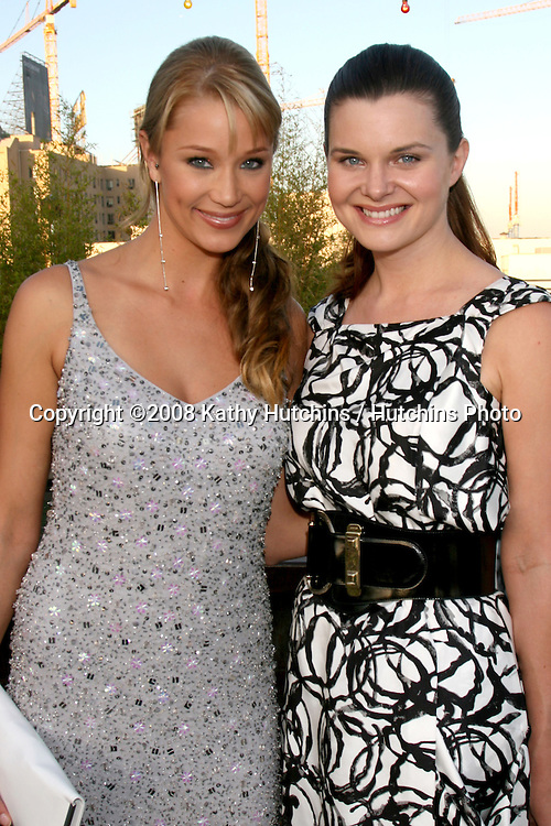 Kristen Renton & Heather Tom attending the Daytime for Planned Parenthood Event at a rooftop in Hollywood, CA.June 18, 2008.©2008 Kathy Hutchins / Hutchins Photo .