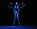 "London, UK. 12.04.2016. English National Ballet presents the World Premiere of the triple bill, ""She Said""; work made by female choreographers, Annabelle Lopez Ochoa, Yabin Wang and Aszure Barton. This piece is: ""Fantastic Beings"", by Aszure Barton. Dancers are: Erina Takahashi, Begona Cao, Laurretta Summserscales, Crystal Costa, Alison McWhinney, Ksenia Ovsyanick, Senri Kou, Katja Khaniukova, Rina Kanehara, Anjuli Hudson, Isaac Hernandez, James Forbat, Jinhao Zhang, Ken Saruhashi, Fernando Bufala, Cesar Corrales, Barry Drummond, Emilio Pavan, Francisco Bosch, Guilherme Menezes. Photograph © Jane Hobson."