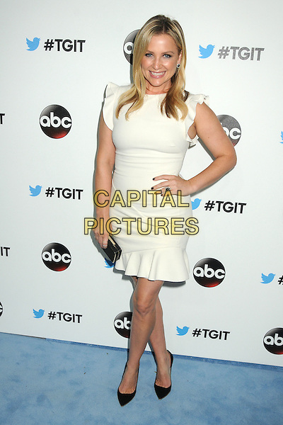 20 September 2014 - West Hollywood, California - Jessica Capshaw. ABC's &quot;Thank Good It's Thursday!&quot; Premiere Event for &quot;Grey's Anatomy&quot;, &quot;Scandal&quot;, &quot;How To Get Away With Murder&quot; held at Palihouse.  <br /> CAP/ADM/BP<br /> &copy;Byron Purvis/AdMedia/Capital Pictures
