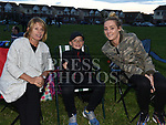 Ann, Lyndsey and Kyle Maher at the outdoor cinema in Inse Bay Laytown. Photo:Colin Bell/pressphotos.ie