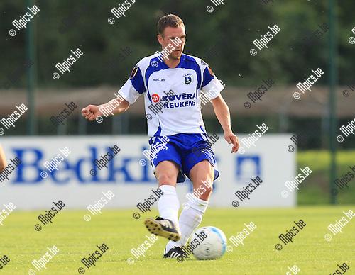 2010-06-20 / Voetbal / seizoen 2010-2011 / KSK Heist / Ken Thijs..Foto: mpics