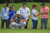 Sergio Garcia (ESP) looks over his putt on 15 during round 3 of the World Golf Championships, Mexico, Club De Golf Chapultepec, Mexico City, Mexico. 2/23/2019.<br /> Picture: Golffile | Ken Murray<br /> <br /> <br /> All photo usage must carry mandatory copyright credit (© Golffile | Ken Murray)