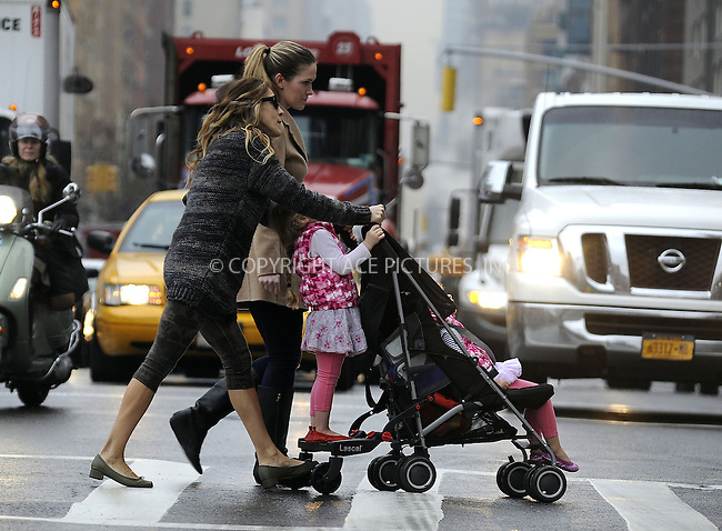 WWW.ACEPIXS.COM....December 4 2012, New York City....Actress Sarah Jessica Parker on the school run in the West Village on December 4 2012 in New York City....By Line: Curtis Means/ACE Pictures......ACE Pictures, Inc...tel: 646 769 0430..Email: info@acepixs.com..www.acepixs.com