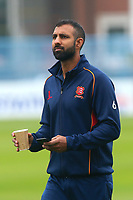 Varun Chopra of Essex during Yorkshire CCC vs Essex CCC, Specsavers County Championship Division 1 Cricket at Emerald Headingley Cricket Ground on 15th April 2018