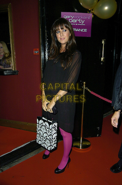 SHEREE MURPHY.Gary Cockerill's birthday party .at Sin Bar and Nightclub.29th September 2007 London, England.full length.CAP/CAN.©Can Nguyen/Capital Pictures