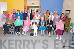 Pictured at the 10th anniversary of Cluaid Housing Associations Holy Cross Gardens development in Killarney on Wednesday were Dan Cahill, Nora Neary, Maureen Fitzgerald, Maire Sweeney, Eileen Moran, Maureen O'Mahony, Hanora Reidy, Mary O'Sullivan, Marie Leen, Joan Coffey, Shane O'Connor, Joan Morris, David Simpson, Larry O'Mahony, Cllr Sean O'Grady, mayor of Killarney, Muriel O'Mahony, Noreen Doherty, Dan Clifford, Cllr Donal Grady, Kathleen Cahill, Sheila Manhire, Peter Phillipin, Noreen Reidy and Margaret Phillipin.............................................................................................