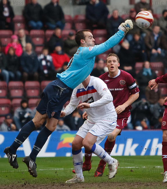 Jamie McDonald, Hearts