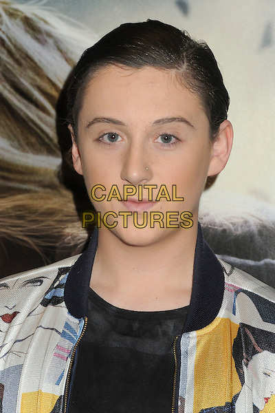 14 January 2016 - Los Angeles, California - Trevor Moran. &quot;The 5th Wave&quot; Los Angeles Premiere held at Pacific Theatres At The Grove.  <br /> CAP/ADM/BP<br /> &copy;BP/ADM/Capital Pictures