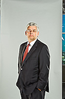Ronald Blok - RaboBank pictures: Executive portrait photography of co-CEO Ronald Blok of RaboBank by San Francisco corporate photographer Eric Millette