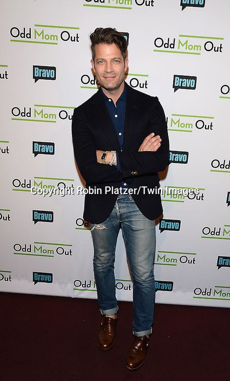 Nate Berkus attend the &quot;Odd Mom Out&quot; Screening, which is Bravo's first scripted half-hour comedy from Jill Kargman,  on June 3, 2015 at Florence Gould Hall in New York City, New York, USA.<br /> <br /> photo by Robin Platzer/Twin Images<br />  <br /> phone number 212-935-0770