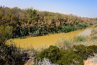 Jordan. Bethany is the settlement and region where John the Baptist lived and baptized. The Jordan River.