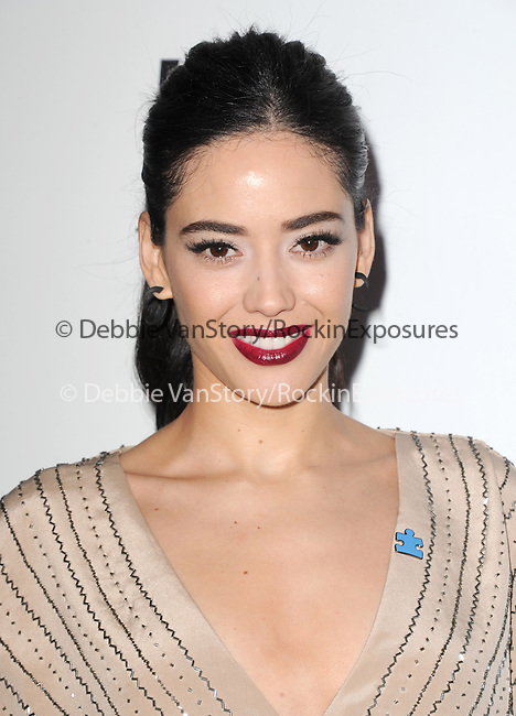 Edy Ganem attends The Autism Speaks 3rd Annual Blue Jean Ball held at Boulevard 3 in Hollywood, California on October 24,2012                                                                               © 2013 Hollywood Press Agency