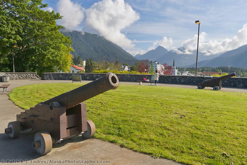 Baranof Castle Hill, Sitka | AlaskaPhotoGraphics.com
