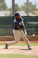 Rymer Liriano - San Diego Padres 2009 Instructional League.Photo by:  Bill Mitchell/Four Seam Images..