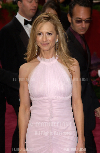 HOLLY HUNTER at the 76th Annual Academy Awards in Hollywood..February 29, 2004