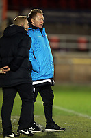 Aldershot Town manager Gary Waddock during Dagenham & Redbridge vs Aldershot Town, Vanarama National League Football at the Chigwell Construction Stadium on 10th February 2018