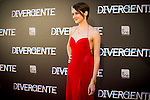 Cines Callao. Madrid. Spain. 03.04.2014. Premiere from the film Divergente. Shailene Woodley