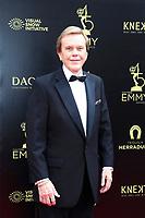 PASADENA - APR 29: Doug Llewelyn at the 45th Daytime Emmy Awards Gala at the Pasadena Civic Center on April 29, 2018 in Pasadena, California