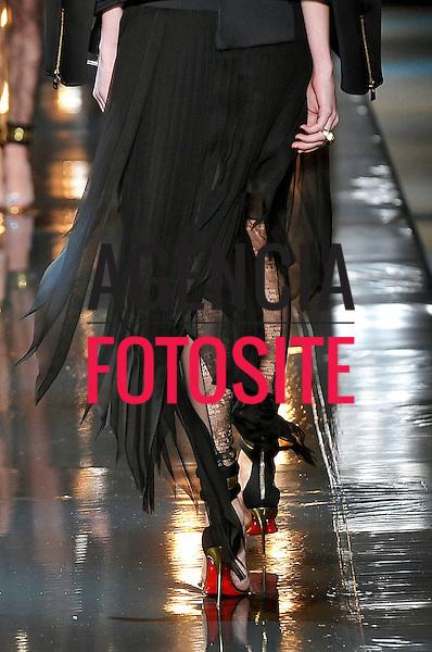 Paris, Franca &ndash; 01/2014 - Desfile de Alexandre Vauthier durante a Semana de moda de Alta Costura - Verao 2014. <br /> Foto: FOTOSITE
