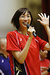 Motoko Obayashi, <br /> AUGUST 25, 2016 : <br /> The countdown event to mark 4 years to the start of <br /> the 2020 Tokyo Paralympic Games <br /> in Tokyo, Japan. <br /> (Photo by YUTAKA/AFLO SPORT)