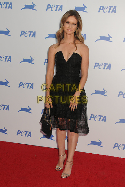 30 September 2015 - Hollywood, California - Heidi Rhoades. PETA 35th Anniversary Gala held at the Hollywood Palladium. <br /> CAP/ADM/BP<br /> &copy;BP/ADM/Capital Pictures