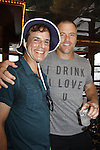 Sean Carrigan and Christian LeBlanc -  Actors from Y&R, General Hospital and Days donated their time to Southwest Florida 16th Annual SOAPFEST at the Cruisin' and Schmoozin' Marco Island Princess in Marco Island, Florida on May 24, 2015 - a celebrity weekend May 22 thru May 25, 2015 benefitting the Arts for Kids and children with special needs and ITC - Island Theatre Co.  (Photos by Sue Coflin/Max Photos)