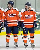 Justin Roy (Salem State - 27), Derek Crocker (Salem State - 24) - The visiting Salem State University Vikings defeated the Plymouth State University Panthers 5-2 on Thursday, November 18, 2010, at Hanaway Rink in Plymouth, New Hampshire.
